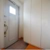 2LDK テラスハウス 狛江市 玄関