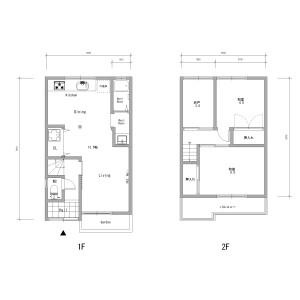 3LDK {building type} in Hamaderasuwanomorichonishi - Sakai-shi Nishi-ku Floorplan