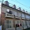 在大田區內租賃1K 公寓 的房產 戶外