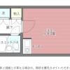 1R Apartment to Buy in Taito-ku Floorplan