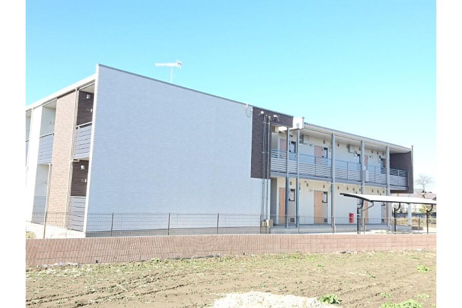 1K Apartment to Rent in Kumagaya-shi Exterior