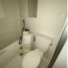 1R Apartment to Rent in Osaka-shi Sumiyoshi-ku Toilet
