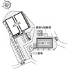 1K Apartment to Rent in Fukuoka-shi Sawara-ku Layout Drawing