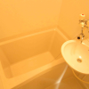 1K Apartment to Rent in Chofu-shi Bathroom