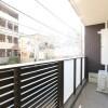 2LDK Apartment to Rent in Shibuya-ku Balcony / Veranda