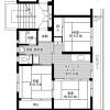 3DK Apartment to Rent in Narita-shi Floorplan