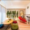 2LDK Apartment to Rent in Shinjuku-ku Living Room