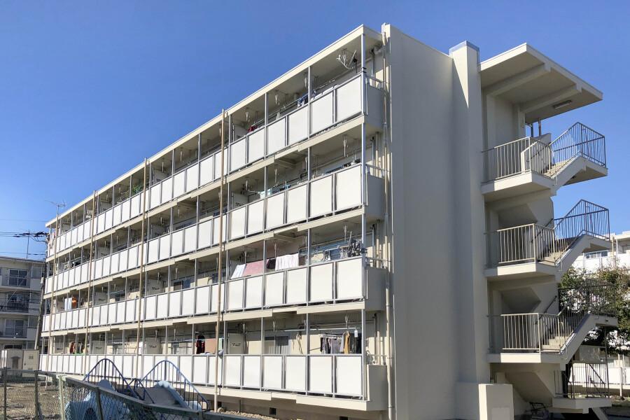 在川口市内租赁2DK 公寓大厦 的 户外