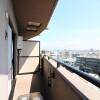 3LDK Apartment to Buy in Osaka-shi Higashisumiyoshi-ku Balcony / Veranda