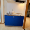 1DK Serviced Apartment to Rent in Yokosuka-shi Kitchen