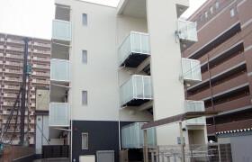大阪市東淀川区東中島-1K公寓大厦