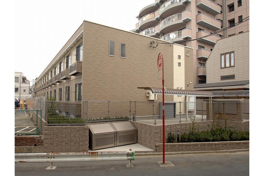 1K 아파트 to Rent in Kita-ku Exterior