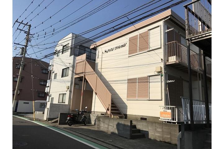 1R Apartment to Rent in Yokohama-shi Konan-ku Exterior