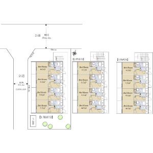 Whole Building {building type} in Shakujiidai - Nerima-ku Floorplan