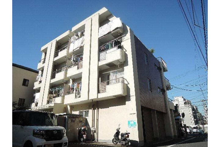 在北區內租賃2K 公寓大廈 的房產 戶外