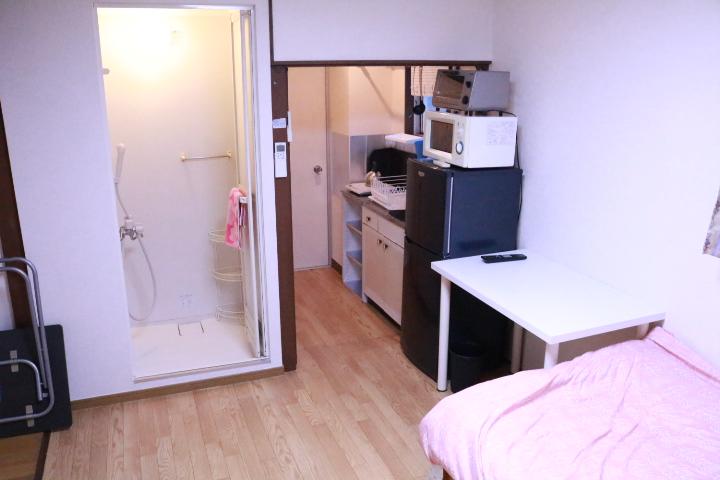 在葛饰区内租赁1K 公寓 的 内部