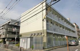 摂津市鶴野-1K公寓大廈