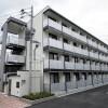 1K Apartment to Rent in Fukuoka-shi Higashi-ku Exterior