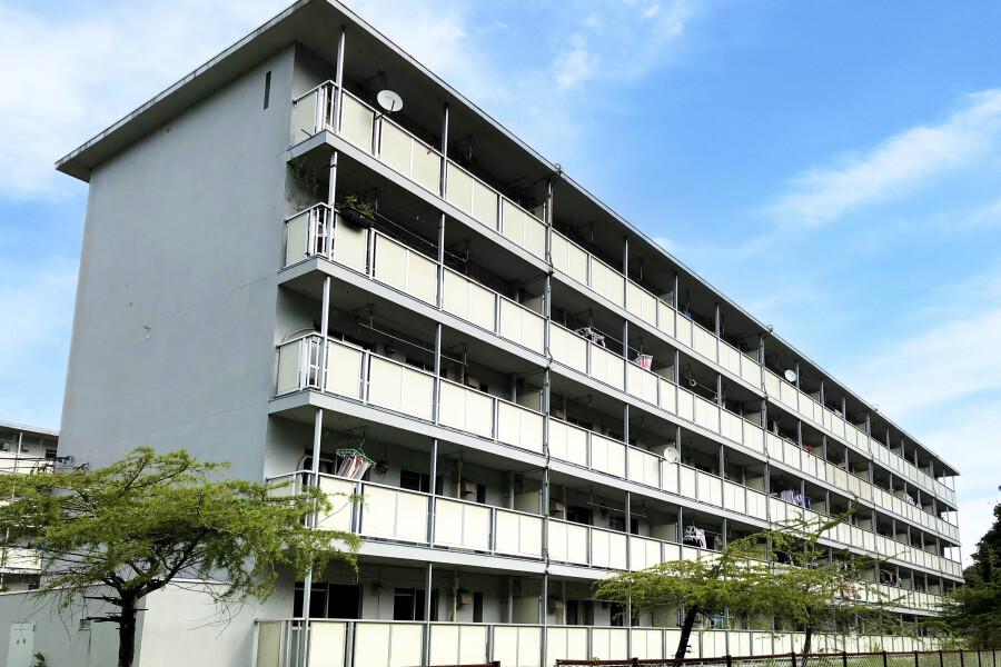 2LDK Apartment to Rent in Sosa-shi Exterior