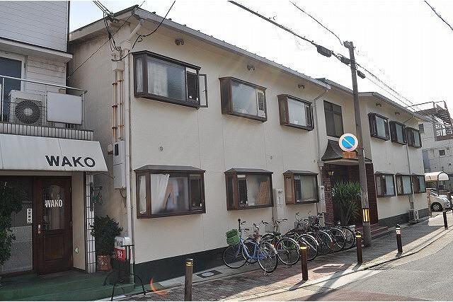 1R Apartment to Rent in Osaka-shi Higashisumiyoshi-ku Exterior