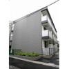 1K Apartment to Rent in Osaka-shi Joto-ku Exterior