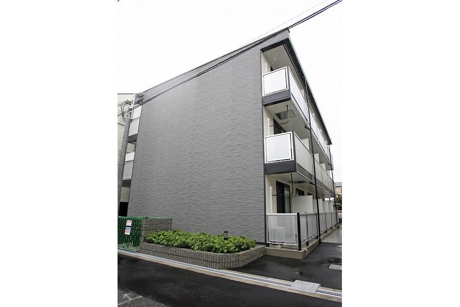 在大阪市城東區內租賃1K 公寓大廈 的房產 戶外