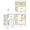 2SLDK House to Buy in Shinjuku-ku Floorplan