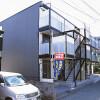 在横浜市南区内租赁1K 公寓 的 户外