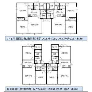 Whole Building {building type} in Masakae - Otaru-shi Floorplan
