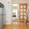 在新宿区内租赁1DK 公寓大厦 的 厨房