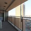 3LDK Apartment to Buy in Osaka-shi Minato-ku Balcony / Veranda