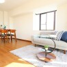 3LDK Apartment to Buy in Hirakata-shi Living Room