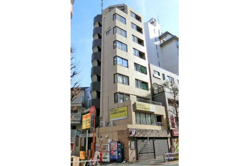 Whole Building Other to Buy in Shinjuku-ku Exterior