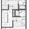 1R Apartment to Rent in Higashiosaka-shi Floorplan