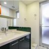 3LDK Apartment to Rent in Shinjuku-ku Washroom