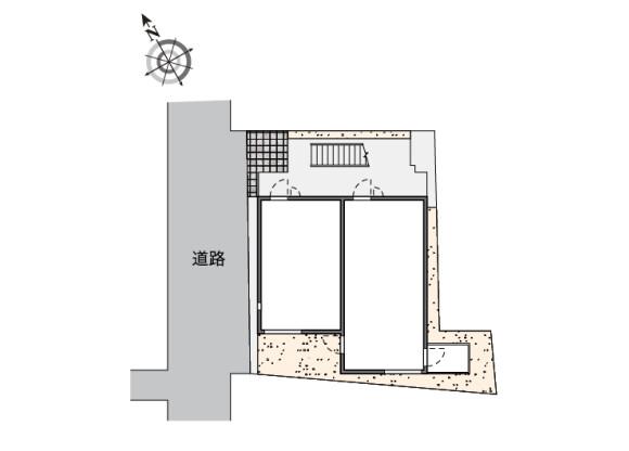1K アパート 新宿区 間取り