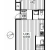 在狛江市內租賃1LDK 公寓大廈 的房產 房間格局