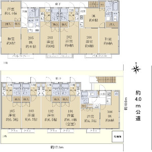 Whole Building {building type} in Toshincho - Itabashi-ku Floorplan
