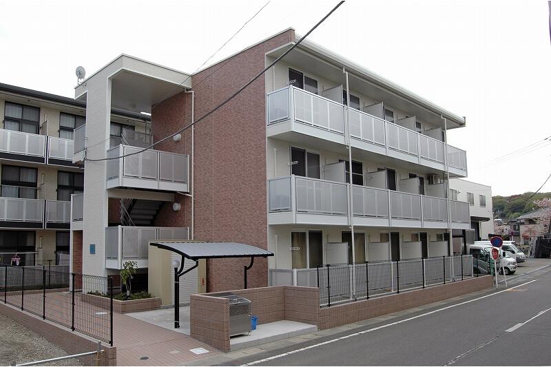 1K 아파트 to Rent in Kawasaki-shi Tama-ku Exterior