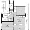 3DK Apartment to Rent in Kikuchi-shi Floorplan