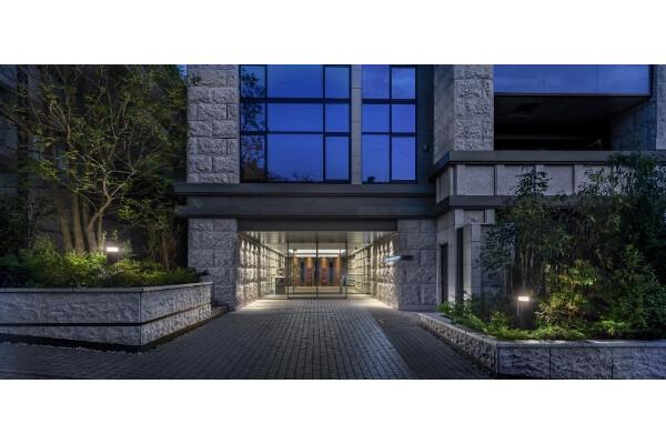 在目黒區購買3LDK 公寓大廈的房產 戶外