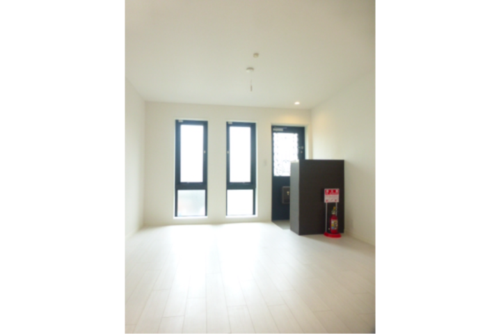 1R Apartment to Rent in Minato-ku Living Room