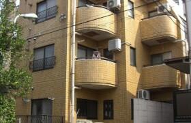 1K {building type} in Gohongi - Meguro-ku