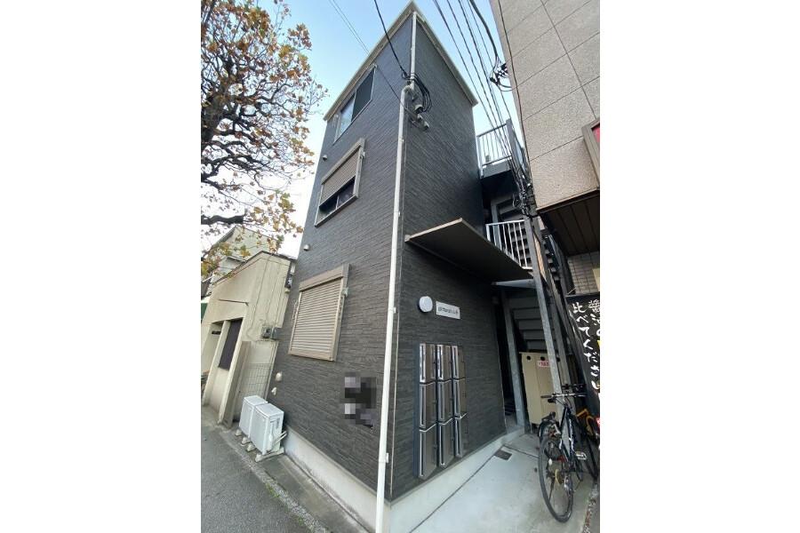 Whole Building Apartment to Buy in Yokohama-shi Naka-ku Exterior
