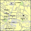 3DK Apartment to Rent in Kashiwa-shi Access Map