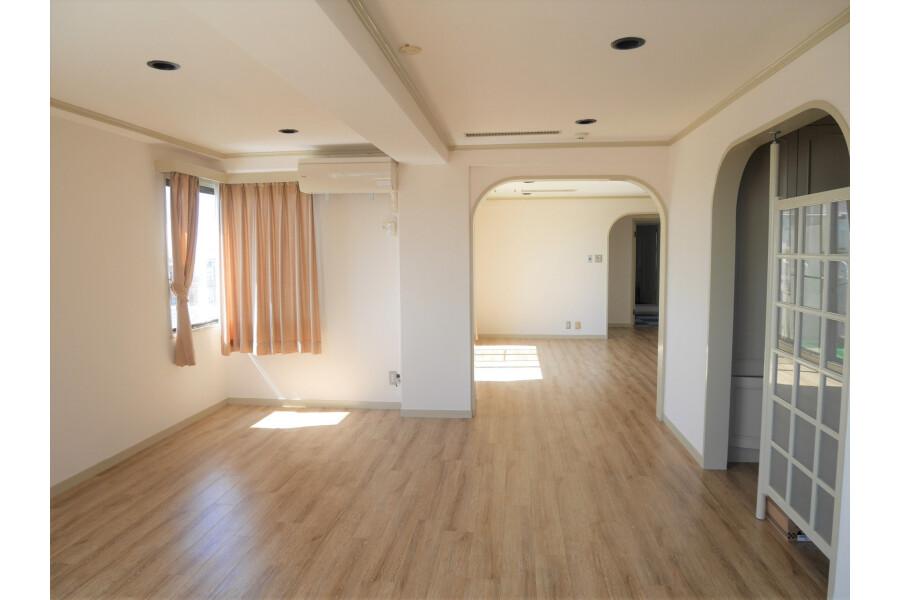 在神戸市灘區內租賃3LDK 公寓大廈 的房產 內部