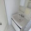2K Apartment to Rent in Meguro-ku Washroom