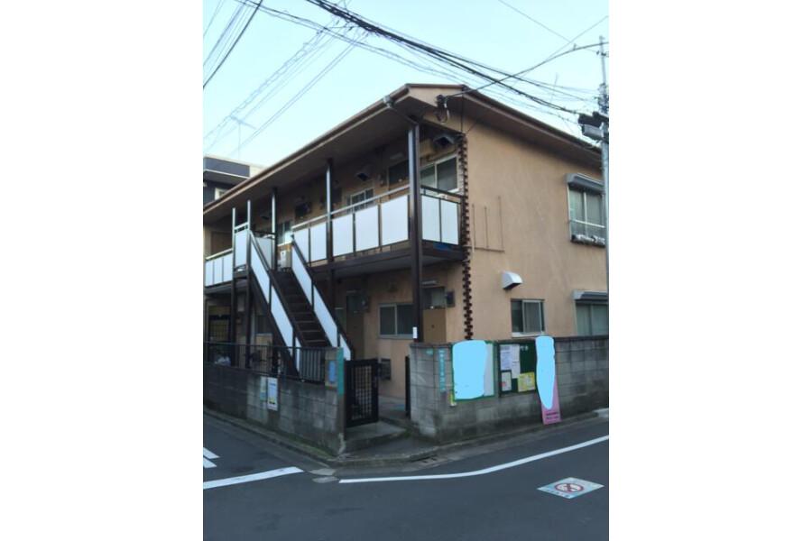 在丰岛区内租赁2DK 公寓 的 户外