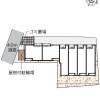 1K Apartment to Rent in Chofu-shi Map