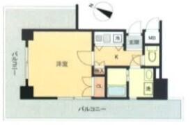 福岡市中央區渡辺通-1K{building type}